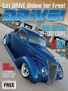 Drive Magazine Free