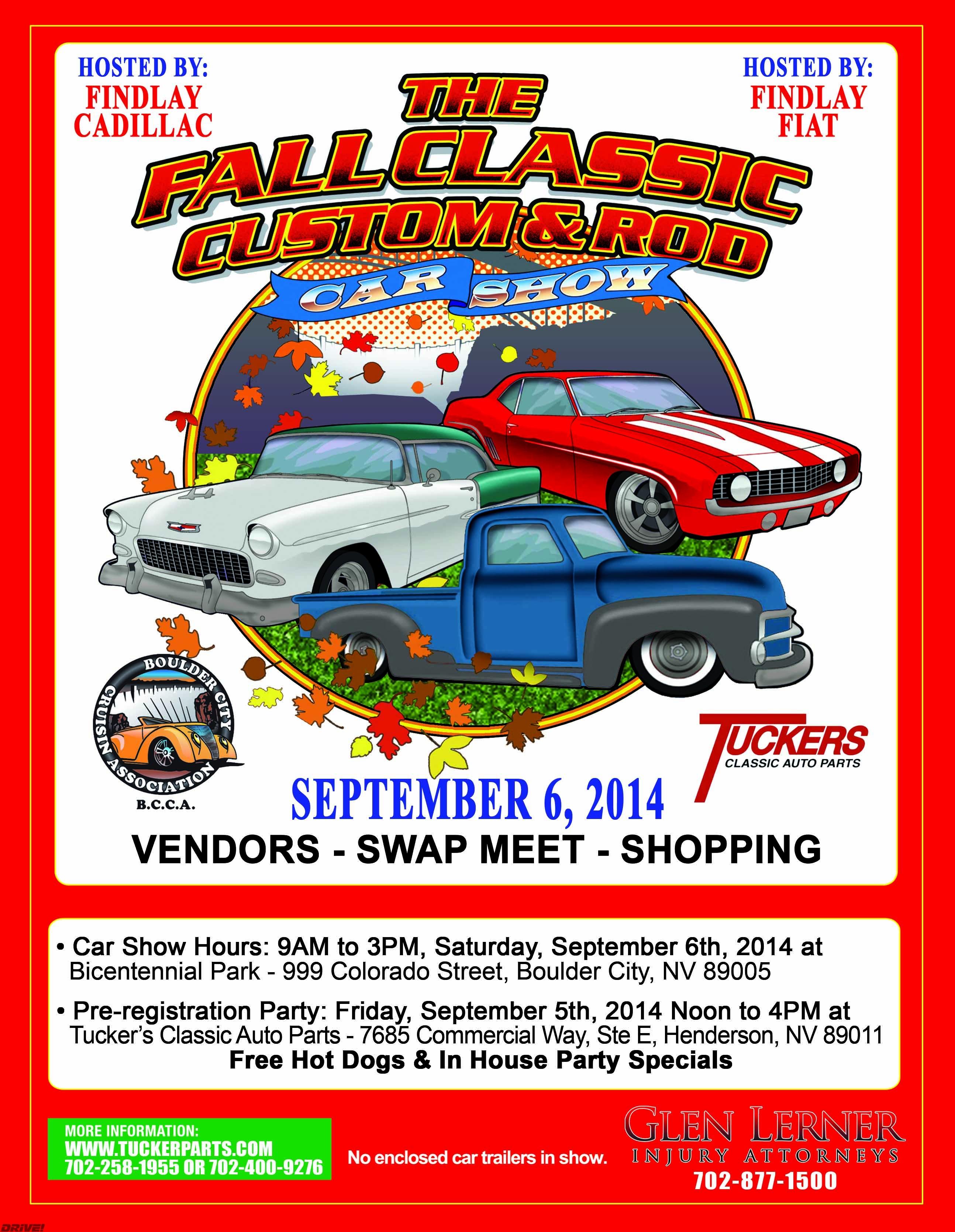 Events Calendar - Car show henderson nv