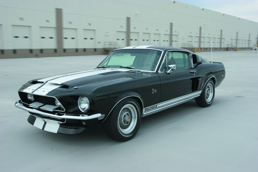 1968 Shelby G.T. 500 KR
