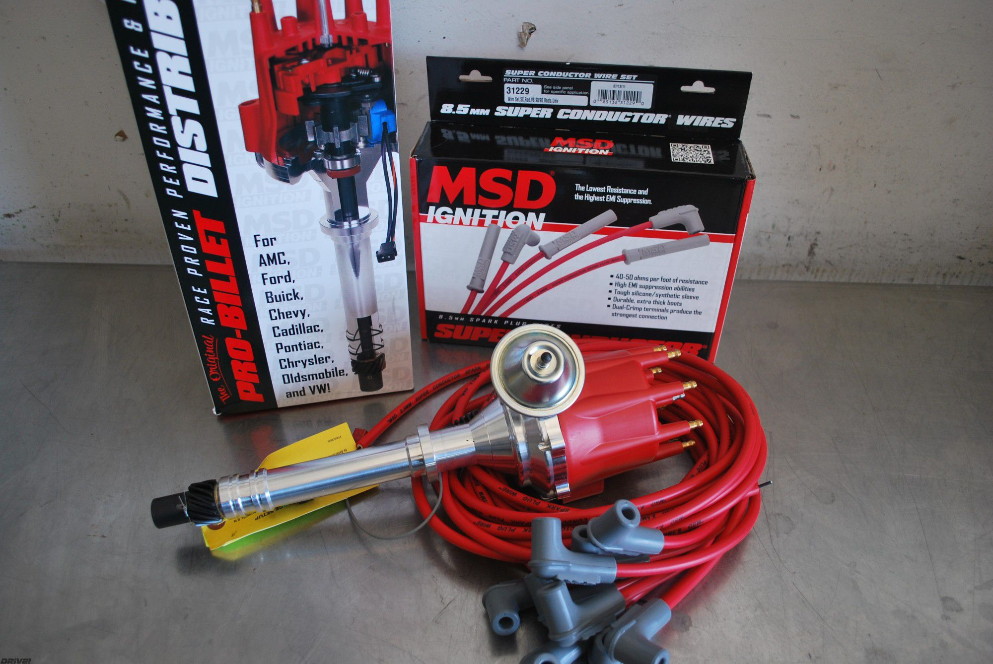 Good To Go Msds Ready Run Distributor For Your Conventional Msd Street Fire Ignition Wiring Diagram Free Engine Image Mcp 1202 01 300x200